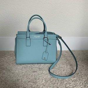 Kate Spade Brand New Medium Satchel Cameron